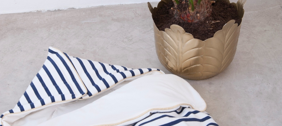 Coco&Pine homewear baby sleep nestje