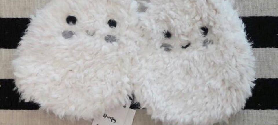 Mana'o nani flat fuzzy droopy knuffel